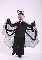 Костюм паука 110-128 см, прокат карнавальной одежды, фото 1