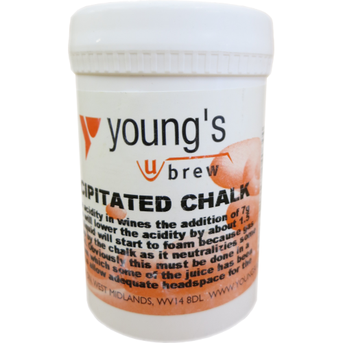 Осажденный мел Precipitated Chalk Young's 50г