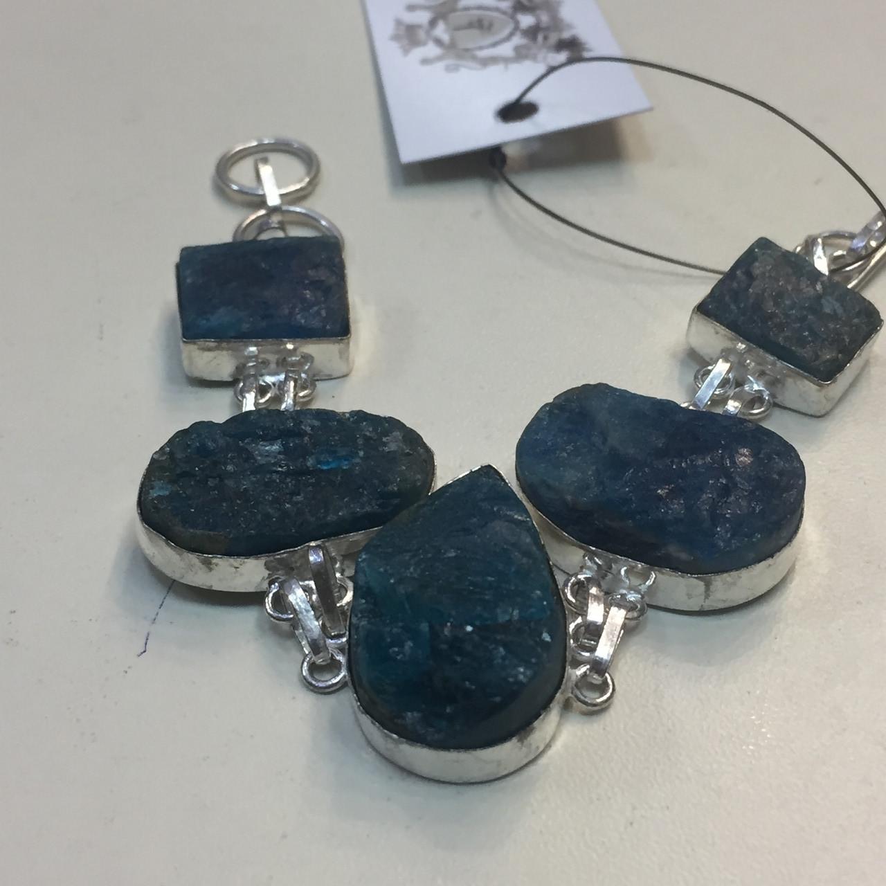 Браслет апатит. Браслет с натуральным камнем апатит Индия в серебре браслет с апатитом.