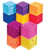 Развивающие кубики Посчитай-ка! 10 шт. Battat (BX1002Z), фото 1