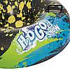 Одноместный надувной сани - тюбинг для катания Bestway 39004, 99 см. Цвет черный ., фото 4