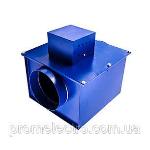 Дымосос для котлов, каминов, печей ДС 150/160/180/200, фото 2