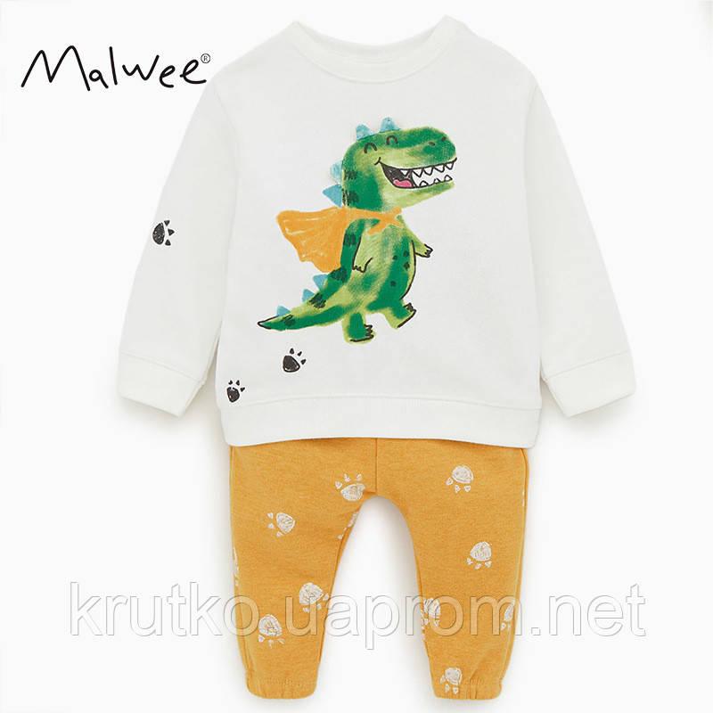 Костюм детский 2 в 1 Крокодильи лапки Malwee