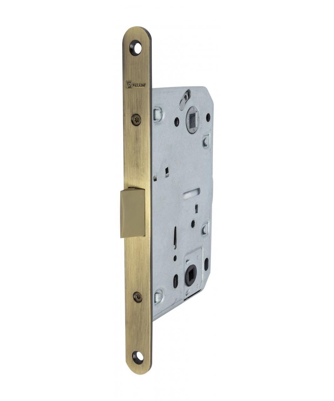Механизм межкомнатный  Paladii 96*50*18мм WC 410B PVC-1 Kevlar AB бронза