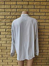 Рубашка мужская коттоновая брендовая высокого качества BOSETTI, Турция, фото 3