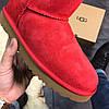 Женские угги UGG Classic 2 Mini RED, фото 2