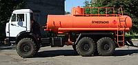 Автоцистерна АТЗ-11-43118 на шасси Камаз