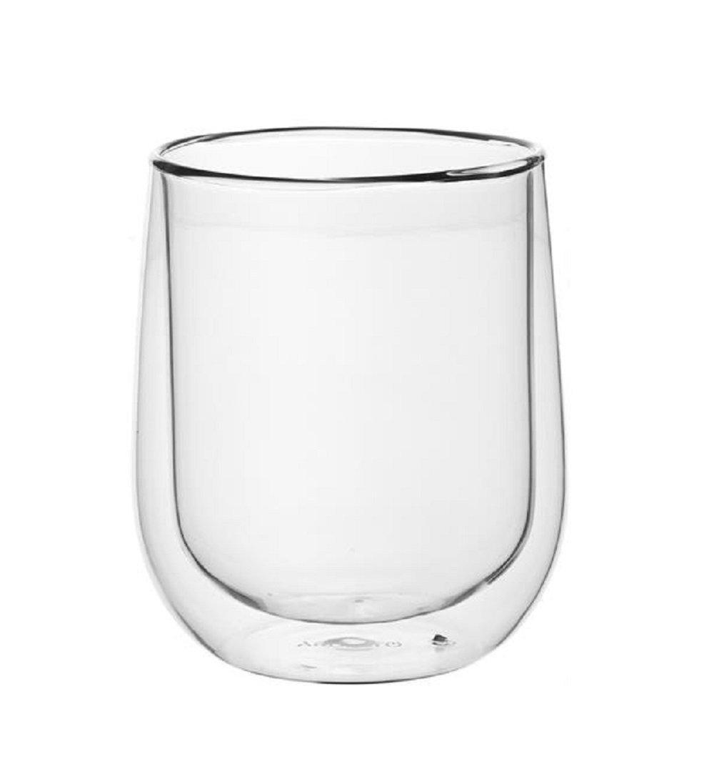 Набор стаканов с двойным дном 2 шт Ardesto AR-2637-G