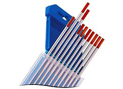 WT-20, вольфрамовый электрод с торием (Красный) 1.0 мм
