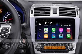 Штатная магнитола для Toyota Avensis 2009-2013 на ANDROID