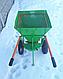 Разбрасыватель ручной универсальный РРУ-55 Булат зеленый, фото 6