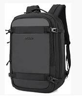 """Рюкзак дорожный для ноутбука до 17,3"""" Arctic Hunter 24л B00188-черный"""