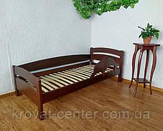 """Детская кровать из массива натурального дерева с защитным бортиком """"Марта"""", фото 2"""