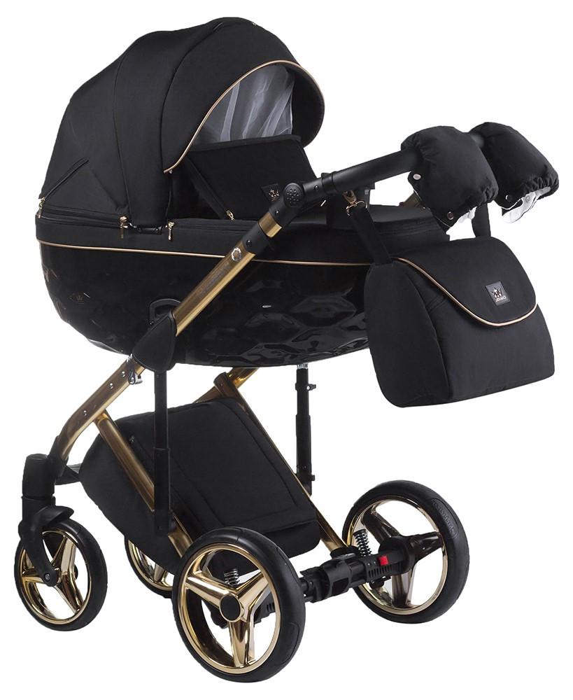 Детская универсальная коляска 2 в 1 Adamex Chantal C1-A