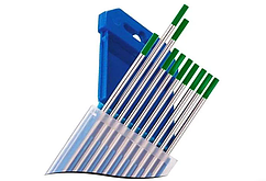 Вольфрамовый электрод WP (чистый) зеленый 1,0 мм