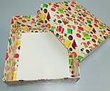 """Коробочка для подарунків картонна """"Ялинка"""" 195*195*97, фото 8"""