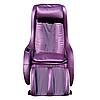 Масажне крісло для тіла ZENET ZET 1280 бузкове, фото 3