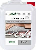 Пластификатор для бетону Compact-90 Euro, 10 л./Пластифікатор для бетону Compact-90 Euro, 10 л., фото 1