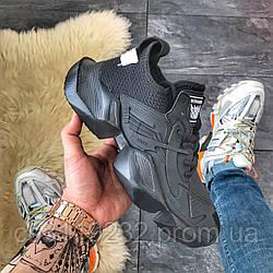 Мужские кроссовки Transformers (черные)