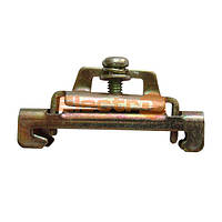 Фиксатор (ограничитель) металлический на DIN-рейку Electro