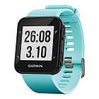 Смарт-годинник Garmin Forerunner 35 Frost Blue Чорні з блакитним ремінцем, фото 4