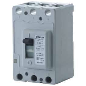 Силовой автоматический выключатель ВА 57Ф35 125А