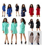 """Женское пальто """"Сити"""" - цвет только оливковый"""