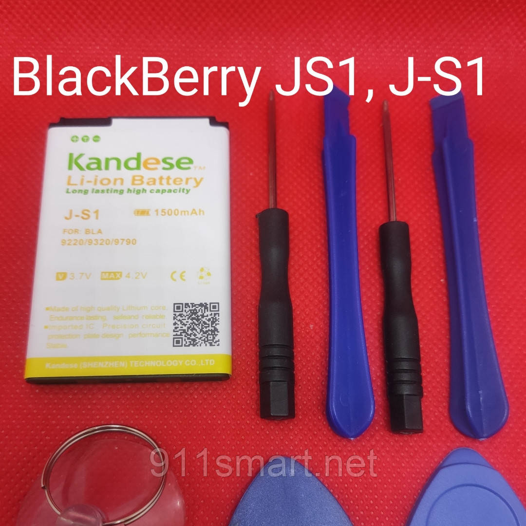 Акумулятор АКБ JS1 J-S1 BlackBerry Curve 9220 9230 9310 9320