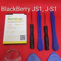 Аккумулятор АКБ JS1 J-S1 BlackBerry Curve 9220 9230 9310 9320, фото 1