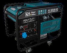 Генератор бензиновый Könner&Söhnen KS 12000E ATS (11 кВт, автозапуск)