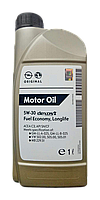 Масло моторное GM Motor Oil Dexos 2 Longlife 5W-30, 1л