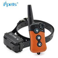 Электронный ошейник Ipets 619 для собак,водонепроницаемый,до 300 м.