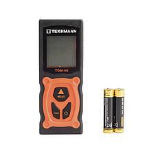 Лазерный измеритель дистанции Tekhmann TDM-40, фото 2