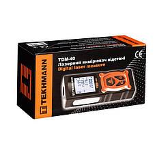 Лазерный измеритель дистанции Tekhmann TDM-40, фото 3