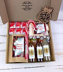 Новорічний подарунковий набір №67 Новорічні подарунки для колег, рідних, коханих на Миколая, Новий рік, Різдво