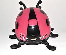 SALE!Портативная MP3 колонка Танцующий жук SK-15 (божья коровка)(есть дефект), фото 3