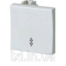 Модуль выключателя проходного. Размер 45*45 SIRIUS