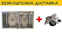 Кухонная мойка (под столешницу) GALATI ARTA U-700D