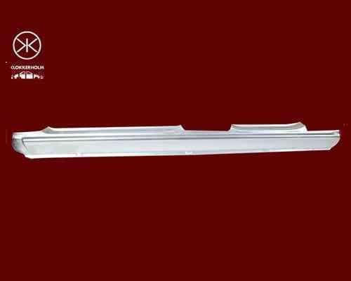 Порог Ford Escort -95, 4/5 дв., цинк, правый (LKQ)