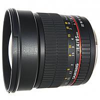 Samyang 85mm f1.4 Объектив Canon/Nikon/Sony/Fuji