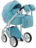 Детская универсальная коляска 2 в 1 Adamex Luciano Q-112, фото 1