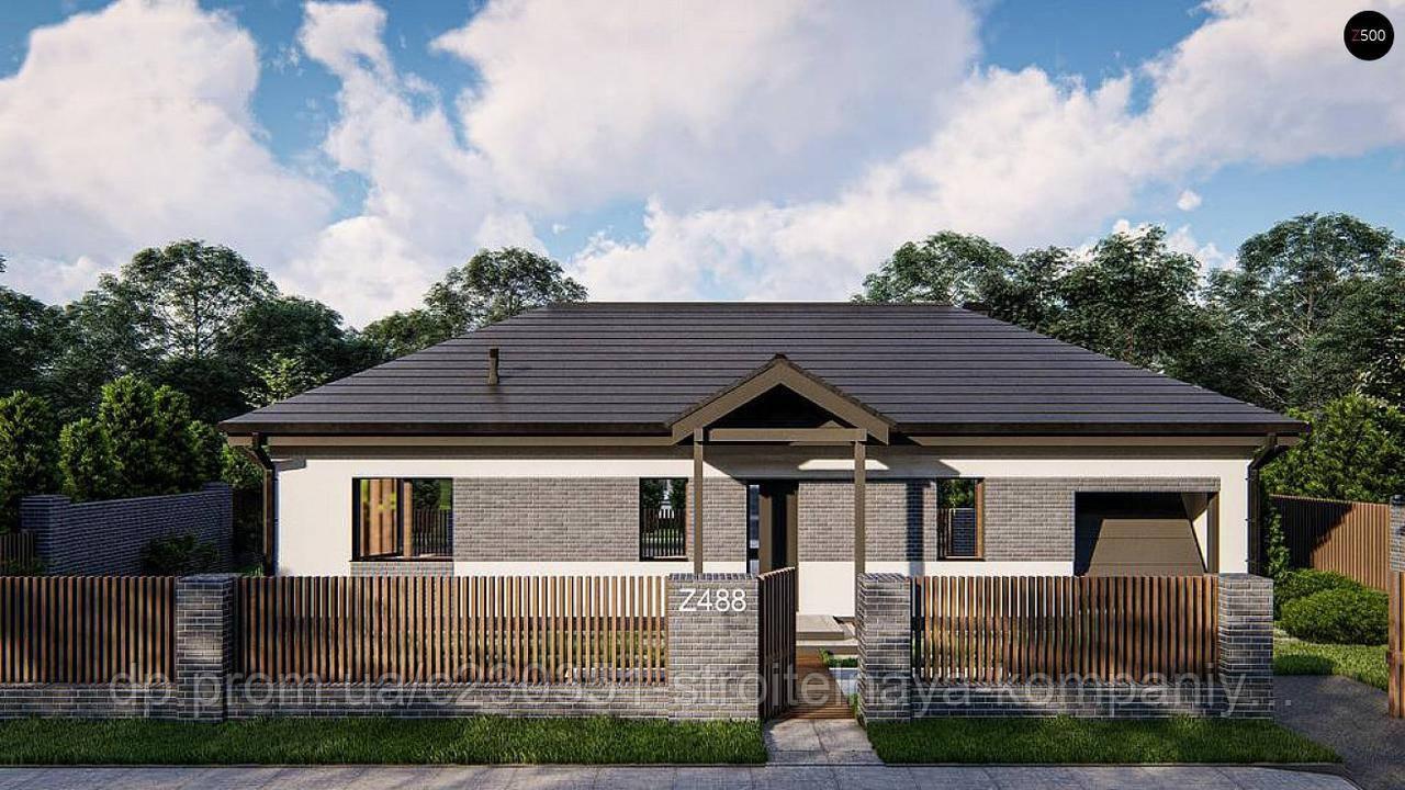 Проект дома uskd-94