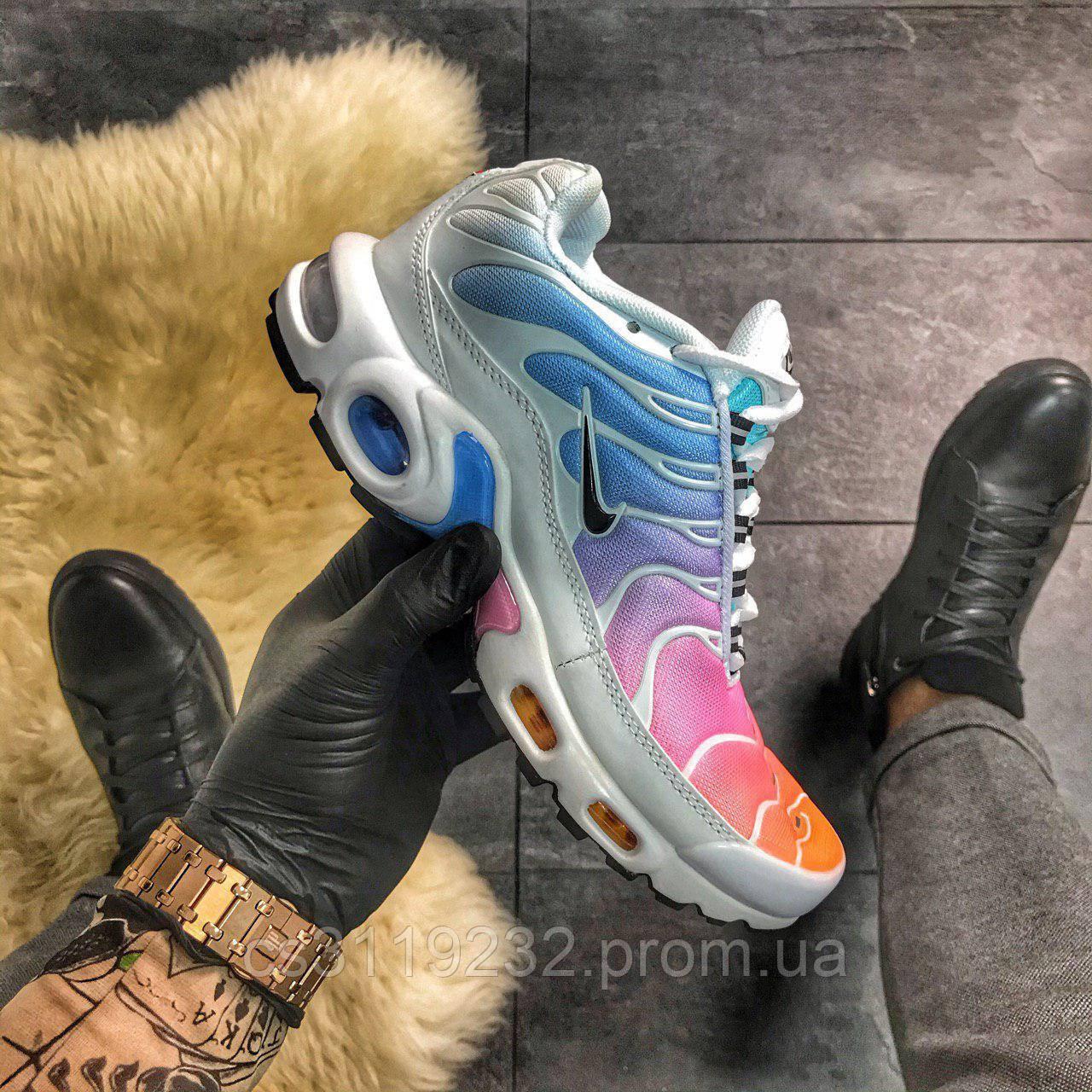 Женские кроссовки  Nike Air Max TN (многоцветные)