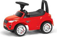 Детская машинка-каталка (красная) 2-005