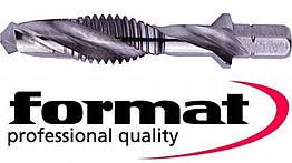 Комбинированный метчик c зенкером HSS 1/4 Multi Tool FORMAT made in Germany