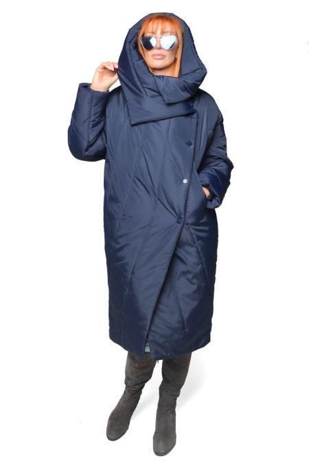 Зимнее пальто-одеяло «Аксель» 9903