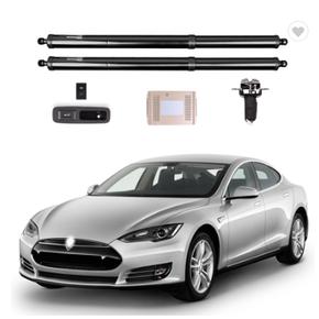 Электропривод задней двери багажника с дотяжкой для Tesla Model S, фото 2