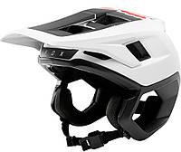 Вело шлем Fox Dropframe Helmet белый/черный, S, фото 1