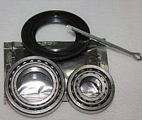 Комплект подшипников задней ступицы (подшип+сальник+шплинт) Ланос Ruville Германия