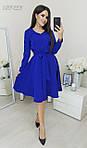 Сукня  костюмка з  декоративними гудзиками від  СтильноМодно, фото 5